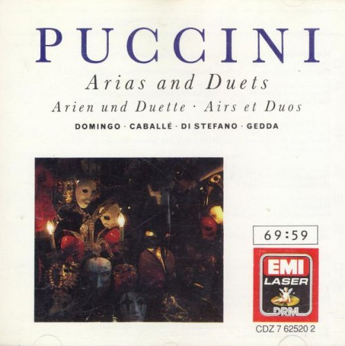 G. Puccini Arias & Duets
