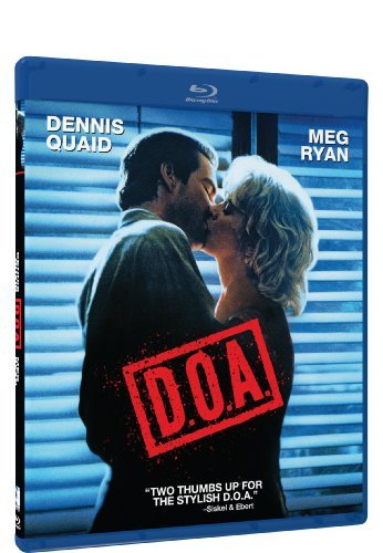 D.O.A. Quaid Ryan Blu Ray Ws R