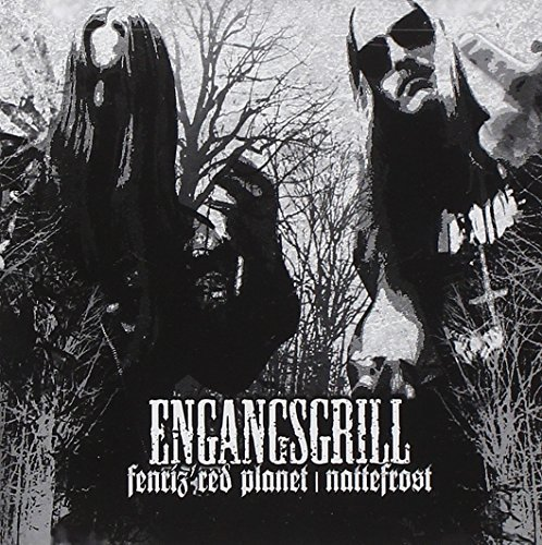 Fenriz' Red Planet Nattefrost Engangsgrill