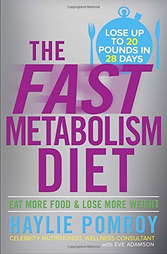 Haylie Pomroy The Fast Metabolism Diet Eat More Food And Lose More Weight
