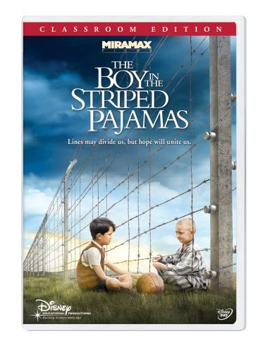 Boy In The Striped Pajamas Boy In The Striped Pajamas DVD Mod This Item Is Made On Demand Could Take 2 3 Weeks For Delivery