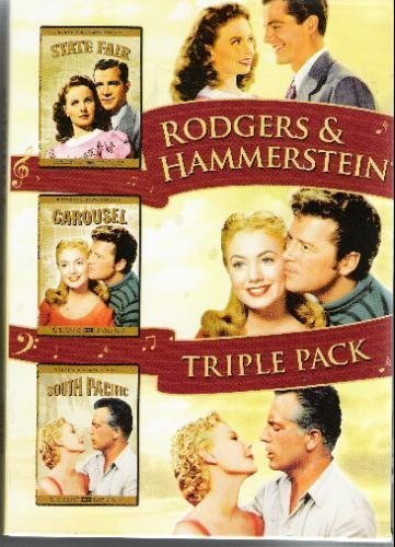 State Fair Carousel South Pacific Rodgers & Hammerstein Triple Pack