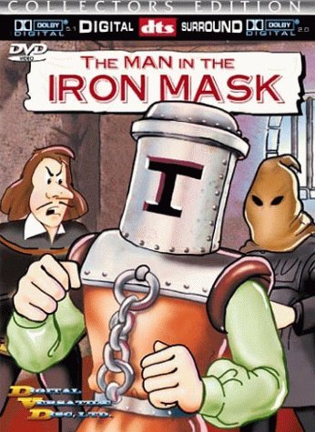 Man In The Iron Mask Man In The Iron Mask Clr Dts G
