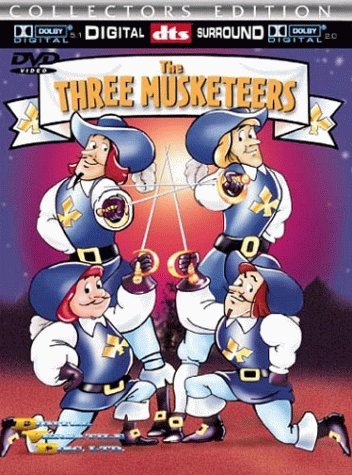 Three Musketeers Three Musketeers Clr Dts G