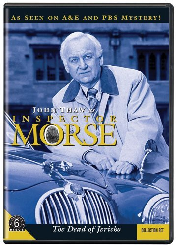 Inspector Morse The Dead Of Jericho DVD Nr