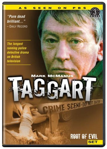 Taggart Root Of Evil Set Taggart Root Of Evil Set Clr Nr 3 DVD