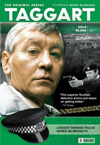 Taggart Cold Blood Set Taggart Nr 3 DVD