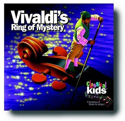 Classical Kids Vivaldi's Ring Of Mystery Classical Kids