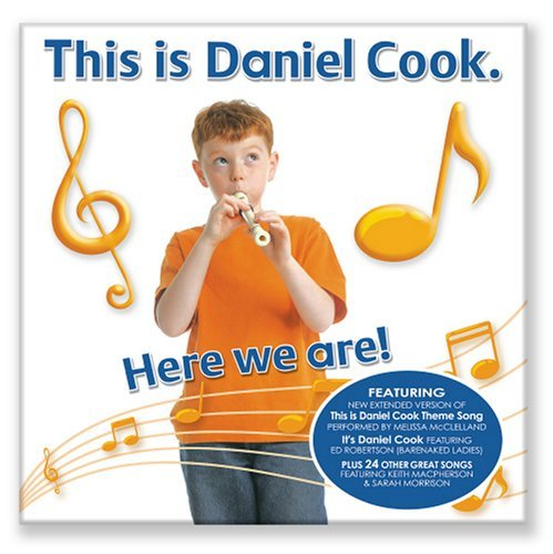 Daniel Cook Here We Are! .