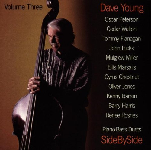 Dave Young Vol. 3 Side By Side Piano Bas Feat. Miller Hicks Chestnut