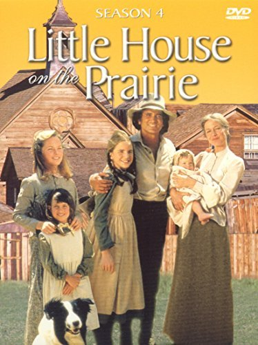 Little House On The Prairie Season 4 1977 1978 Nr 6 DVD