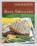 2 Each Weber Real Grilling Cook Book (202046)