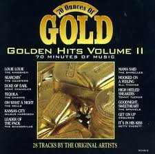 Seventy Ounces Of Gold Vol. 2 Golden Hits Berry Dells Shirelles Spaniels Seventy Ounces Of Gold
