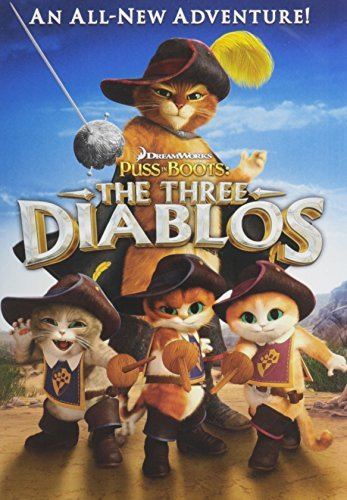 Puss In Boots The Three Diablos Puss In Boots The Three Diablos