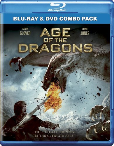 Age Of The Dragons Glover Jones Sevier Blu Ray Ws Pg13 Incl. DVD