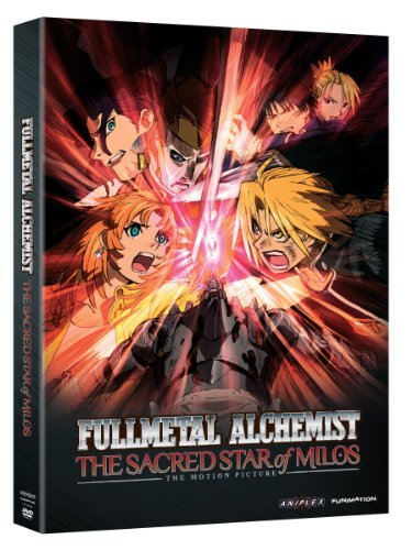 Sacred Star Of Milos Fma Brotherhood Ws Tv14
