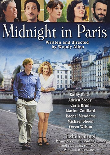 Midnight In Paris Wilson Mcadams Bates Brody