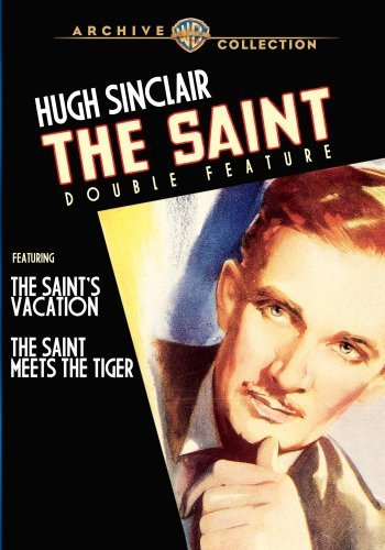 Saint's Vacation (1941) Saint Sinclair Hugh DVD Mod This Item Is Made On Demand Could Take 2 3 Weeks For Delivery