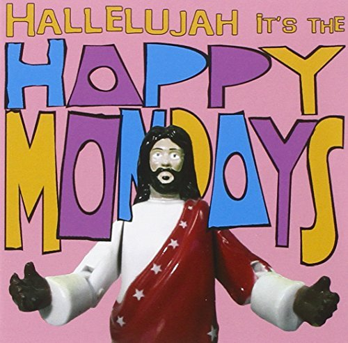 Happy Mondays Hallelujah Its The Happy Monda Incl. DVD
