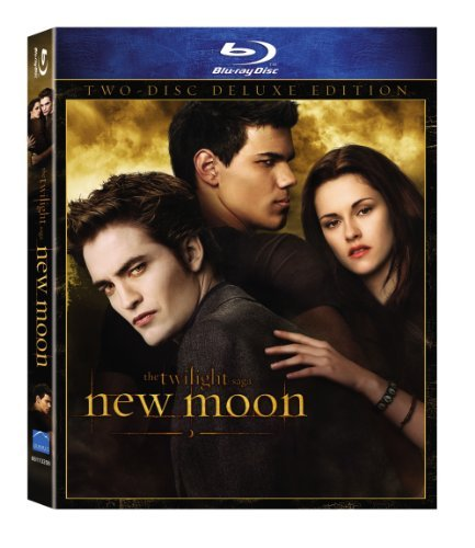 Twilight New Moon Pattinson Stewart Pg13
