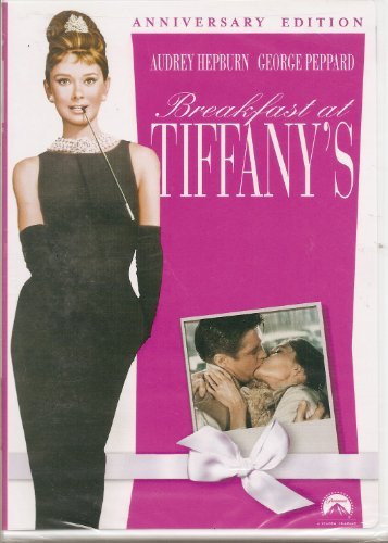 Breakfast At Tiffany's Hepburn Peppard Neal Ebsen