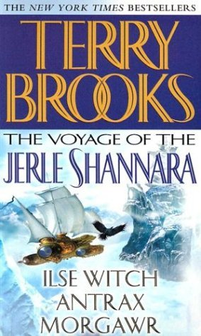 Terry Brooks Voyage Of The Jerle Shannara 3c Box Set