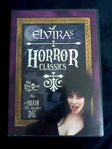 Elvira's Horror Classics Little Shop Of Horrors
