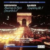 Barber Gershwin Sym 1 American In Paris
