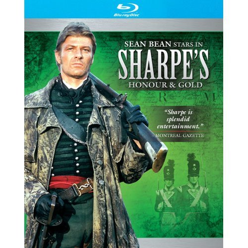 Sharpe's Honour & Gold Sharpe's Honour & Gold Blu Ray Ws Nr