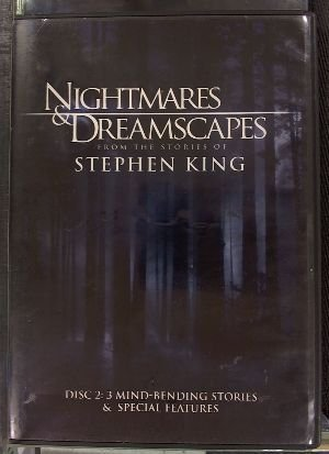 Nightmares & Dreamscapes The End Of The Whole Mess