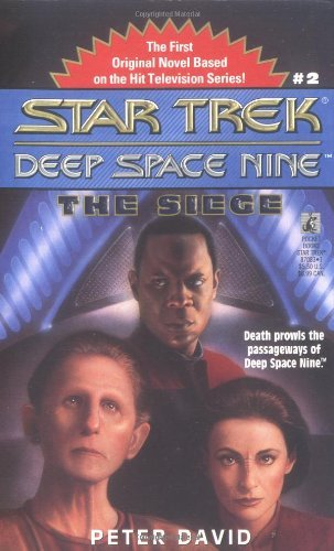 Peter David Star Trek The Deep Space Nine The Siege