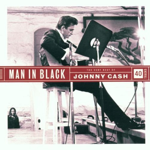 Cash Johnny Man In Black The Very Best Of Johnny C Imported