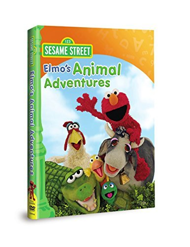 Sesame Street Elmo's Animal Adventures Nr