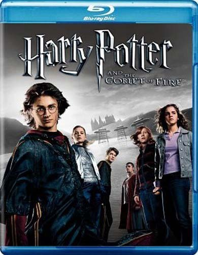 Harry Potter & The Goblet Of F Harry Potter & The Goblet Of F Ws Blu Ray Nr Incl. Movie Cash