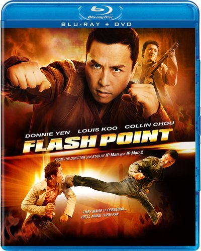 Flash Point Flash Point Blu Ray Incl. DVD
