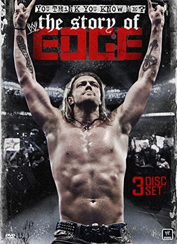 Wwe You Think You Know Me? The Story Of Edge Ws Tvpg 3 DVD