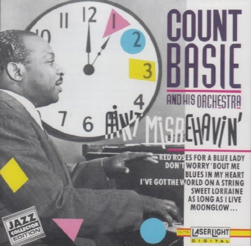 Count Basie/Ain'T Misbehavin'