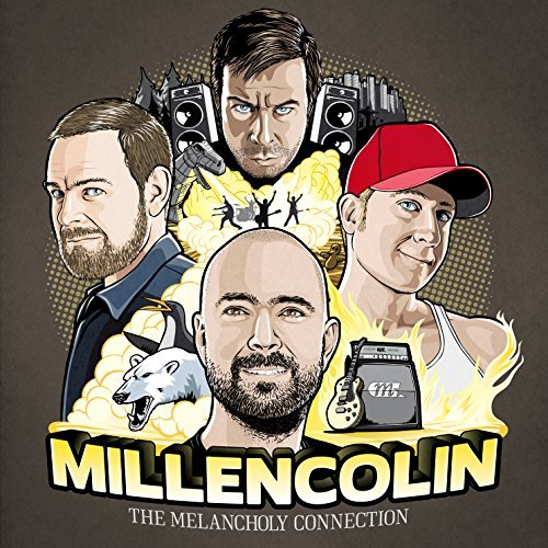 Millencolin Melancholy Connection Incl. DVD