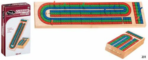 Game Cribbage Board