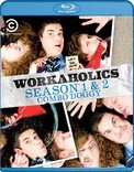 Workaholics Season 1 2 Blu Ray Nr Ws