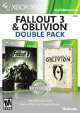 Xbox 360 Fallout 3 & Oblivion Double Pack
