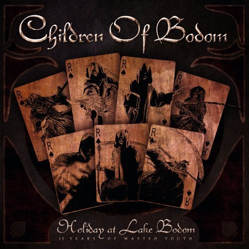 Children Of Bodom Holiday At Lake Bodom 15 Year Incl. DVD