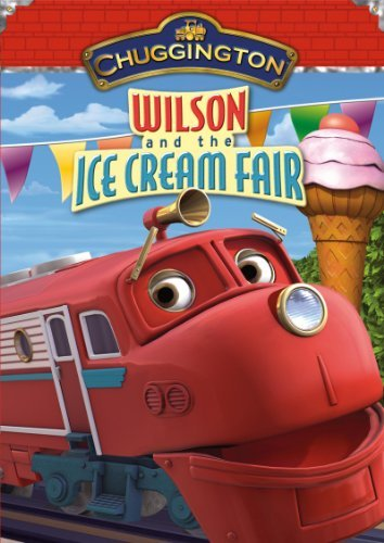 Wilson & The Ice Cream Fair Chuggington Ws Nr
