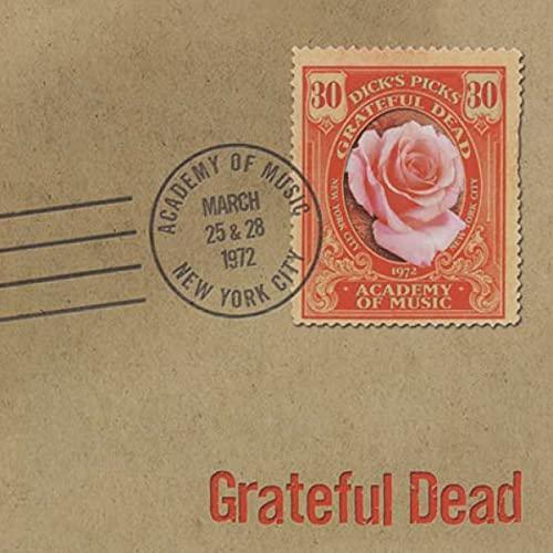 Grateful Dead/Vol. 30-Dick's Picks Academy O@4 Cd