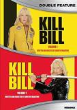 Kill Bill 1 & 2 Thurman Liu Fox DVD R Ws