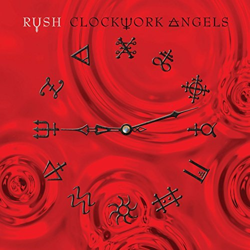 Rush Clockwork Angels (2lp) 280gm Vinyl 2 Lp