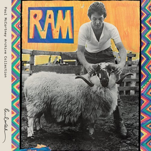 Paul & Linda Mccartney Ram Special Edition (2cd) 2 CD