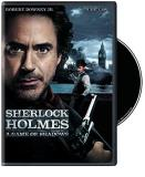 Sherlock Holmes A Game Of Shadows Downey Law Rapace DVD Pg13