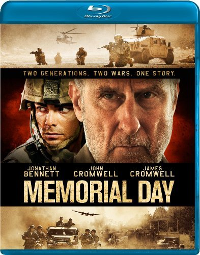 Memorial Day Bennett Cromwell Bond Blu Ray Ws Pg13