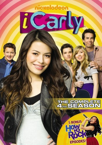 Icarly Season 4 DVD Nr 2 DVD